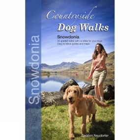 Wet Nose Publishing Ltd Countryside Dog Walks: Snowdonia
