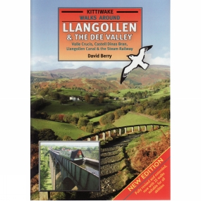 The Kittiwake Press Walks around Llangollen and the Dee Valley