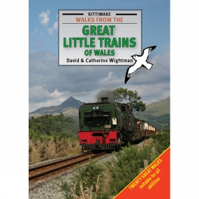 The Kittiwake Press Walks from the Great Little Trains of Wales