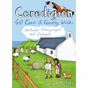 Pocket Mountains Ltd Ceredigion: 40 Coast and Country Walks