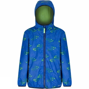 Regatta Kids Printed Lever Jacket