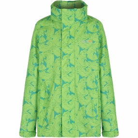 Regatta Kids Printed Overchill Jacket