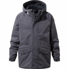 Craghoppers Craghoppers Boys 250 Jacket Charcoal