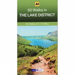 AA Publishing 50 Walks in the Lake District