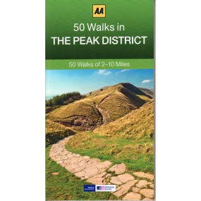 AA Publishing 50 Walks in the Peak District