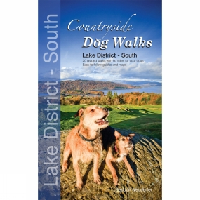 Wet Nose Publishing Ltd Countryside Dog Walks: Lake District South