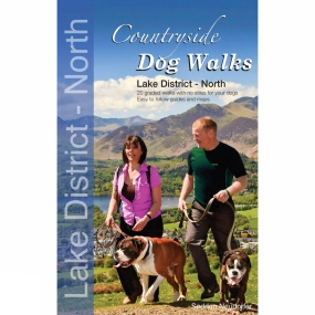 Wet Nose Publishing Ltd Countryside Dog Walks: Lake District North