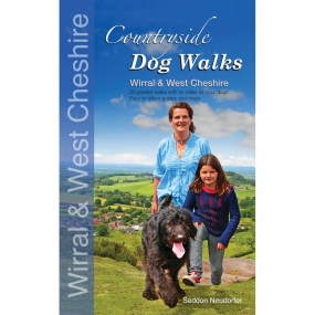 Wet Nose Publishing Ltd Countryside Dog Walks: Wirral and West Cheshire
