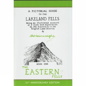 Frances Lincoln The Eastern Fells: A Pictorial Guide to the Lakeland Fells Book One No Colour