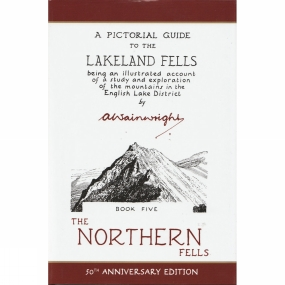 Frances Lincoln The Northern Fells: A Pictorial Guide to the Lakeland Fells Book Five