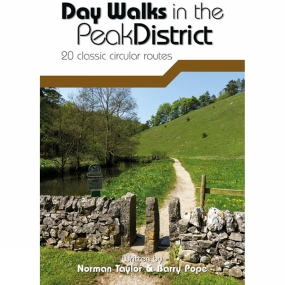 Vertebrate Publishing Day Walks in the Peak District: 20 Classic Circular Routes