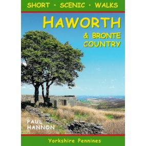Hillside Publication Haworth and Bronte Country: Short Scenic Walks