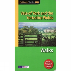 Jarrold Publishing Vale of York and the Yorkshire Wolds Walks: Pathfinder Guide