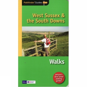 Jarrold Publishing West Sussex and the South Downs Walks: Pathfinder Guide