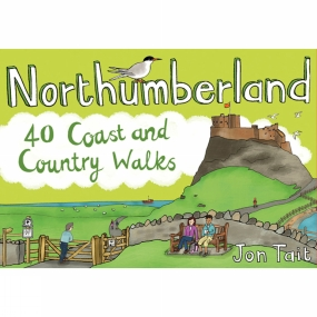 Pocket Mountains Ltd Northumberland: 40 Coast and Country Walks