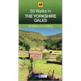AA Publishing AA Publishing 50 Walks in the Yorkshire Dales No Colour
