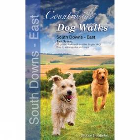 Wet Nose Publishing Ltd Countryside Dog Walks: South Downs East