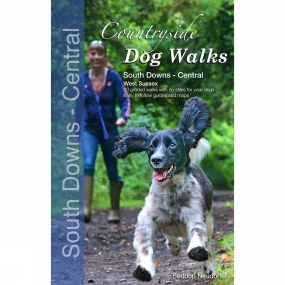 Wet Nose Publishing Ltd Countryside Dog Walks: South Downs Central