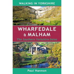 Hillside Publication Wharfedale and Malham: Walking in Yorkshire: The Southern Yorkshire Dales
