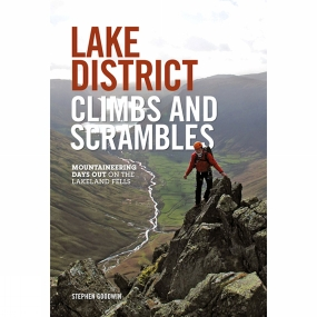 Vertebrate Publishing Lake District Climbs and Scrambles