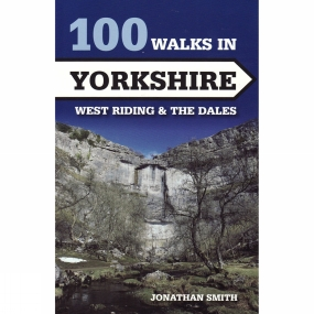 Crowood Press Ltd 100 walks in Yorkshire: West Riding and the Dales