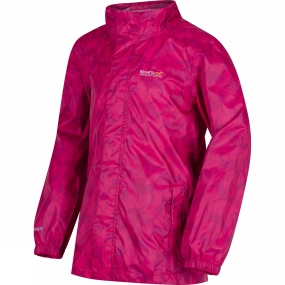 Regatta Youths Printed Pack-It Jacket Age 14+