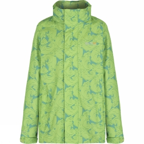 Regatta Kids Printed Overchill Jacket Age 14+