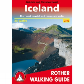 Bergverlag Rother Iceland: The finest coastal and mountain walks No Colour