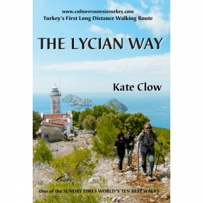 Upcountry Ltd Upcountry Ltd The Lycian Way: Turkey's First long Distance Walking Route No Colour