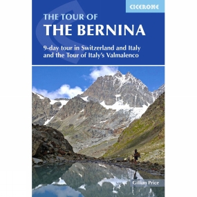 Cicerone This guidebook explores two treks in the Bernina region of the Swiss-Italian Alps. The Tour of the Bernina is a nine-stage trek circling the Piz Bernina massif, 119 kiometres long and suitable for beginner trekkers.The Alta Via Valmalenco in Italy is a shorter, eight-stage trek over 94 kilometres, but is a more challenging route suitable for trekkers with more experience. Whether skirting above St. Moritz and below snow-capped giants on the Tour of the Bernina, or climbing over wild, high passes and through isolated mountains in the Italian Valmalenco by Monte Disgrazia, the treks offer incredible experiences. Both feature spectacular peaks towering over snow fields and perfect alpine pastures, with accommodation in comfortable alpine guesthouses and high altitude huts.This is the first english-speaking guide to trekking in the Bernina, and contains detailed route descriptions in combination with plenty of background and practical information.