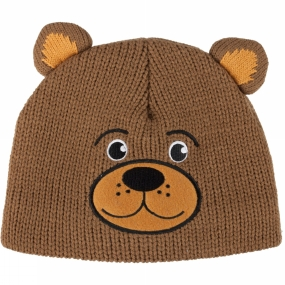Regatta Kids Animally II Hat Saddle Brown