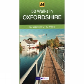 AA Publishing 50 Walks in Oxfordshire