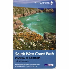 Aurum Press South West Coast Path: Padstow to Falmouth