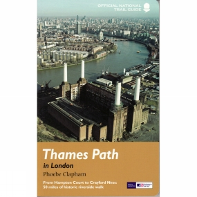 Thames Path in London Thames Path in London by Aurum Press