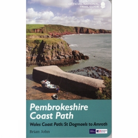 Aurum Press Pembrokeshire Coast Path: Wales Coast Path: St Dogmaels to Amroth