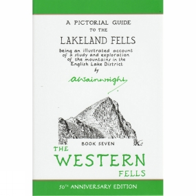 Frances Lincoln The Western Fells: A Pictorial Guide to the Lakeland Fells: Book Seven No Colour