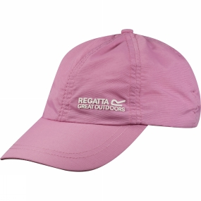 regatta-kids-chevi-cap-pretty-pink