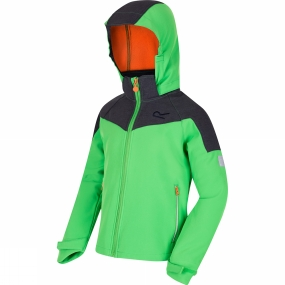Regatta Kids Acidity Softshell Jacket