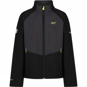 Regatta Boys Varro Softshell Jacket