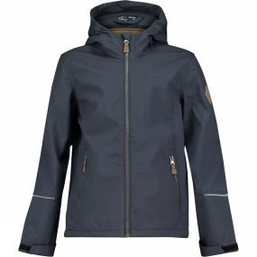 Ayacucho Youth Softshell Jacket Dark Navy