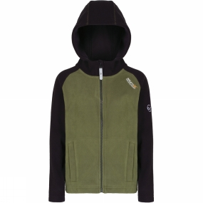 regatta-kids-upflow-jacket-cypress-green-black