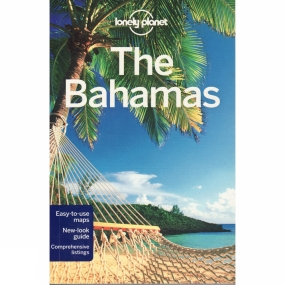 Lonely Planet The Bahamas No Colour