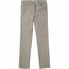 Craghoppers Craghoppers Kids NosiLife Callie Trousers Mushroom