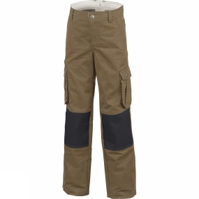 Columbia Youths Pine Butte Cargo Pants Delta / Black