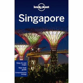 Lonely Planet Lonely Planet Singapore 10th Edition, February 2015