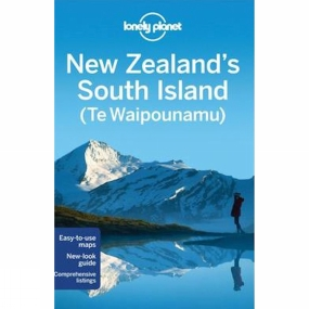 Lonely Planet Lonely Planet New Zealand's South Island (Te Waipounamu) 4th Edition, Oct 2014