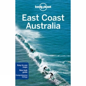 Lonely Planet Lonely Planet East Coast Australia No Colour
