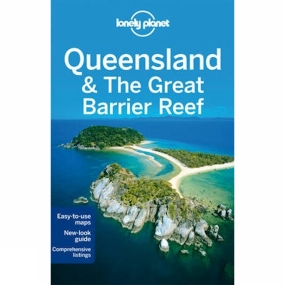 Lonely Planet Lonely Planet Queensland and the Great Barrier Reef No Colour