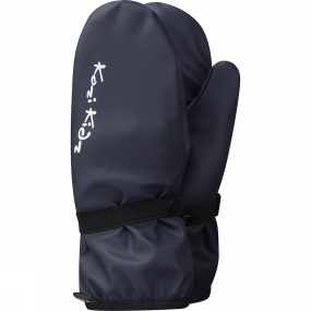 Kozi Kidz Kids Fleece Lined Rain Mitt Navy