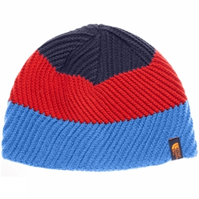 The North Face Youth Gone Wild Beanie Monster Blue